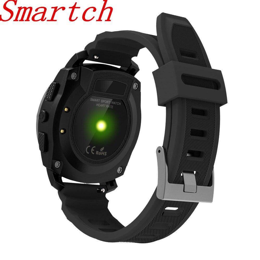 Smartch Smart Watch S928 Support G-sensor GPS Notification Sport Mode Wristwatch Smart phone for Android ios smart baby watch q60s детские часы с gps голубые