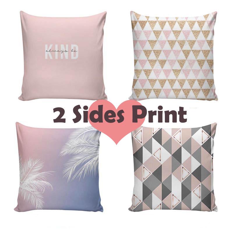 Cuscini Fashion.2sides Printing New Nordic Style Cushion Home Decor Fashion Pillow