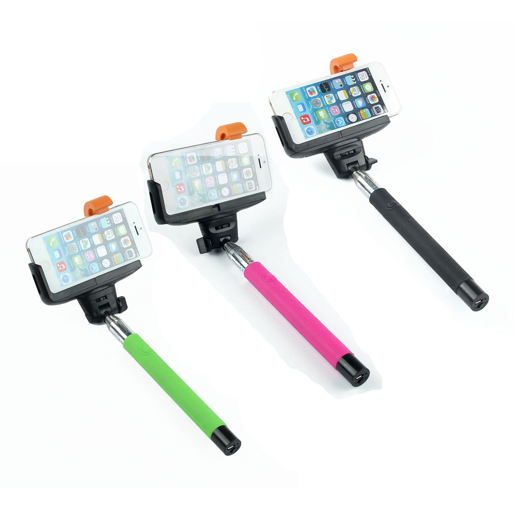 2in1 Z07 5 Wireless Bluetooth Monopod Selfi Stick Tripod