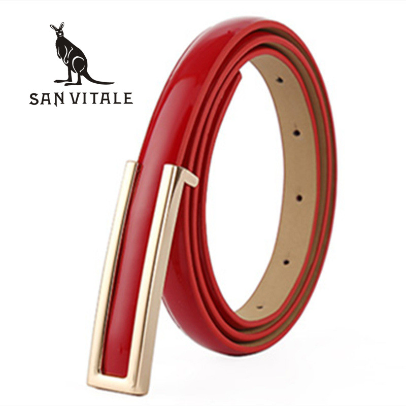 Belt For Women Belts Genuine Leather Ratchet Straps Gift Clothing Cheap Accessories Apparel Waist Summer Woman Black Stretch