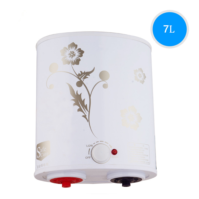 Top Outlet Electric Storage Tank Water Heater Bathroom Shower Vertical Type 6L / 7L Instantaneous Rapid Hot solar heater backup -in Electric Water Heaters ...  sc 1 st  AliExpress.com & Top Outlet Electric Storage Tank Water Heater Bathroom Shower ...