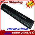 JIGU 8CELLS Laptop Battery For HP Pavilion dv9000 dv9200 dv9500 dv9000T dv9010CA dv9020TX dv9030EA dv9040EA dv9050EA dv9060US