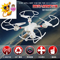 Four Axis Aircraft unmanned aerial vehicle 2.4G 4CH Professional RC Drone Quadcopter HD Camera Remote Control Helicopter DD003