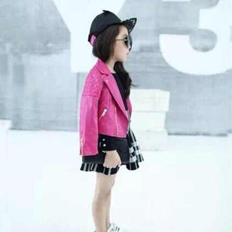 Верхняя одежда для девочек DreamShining PU
