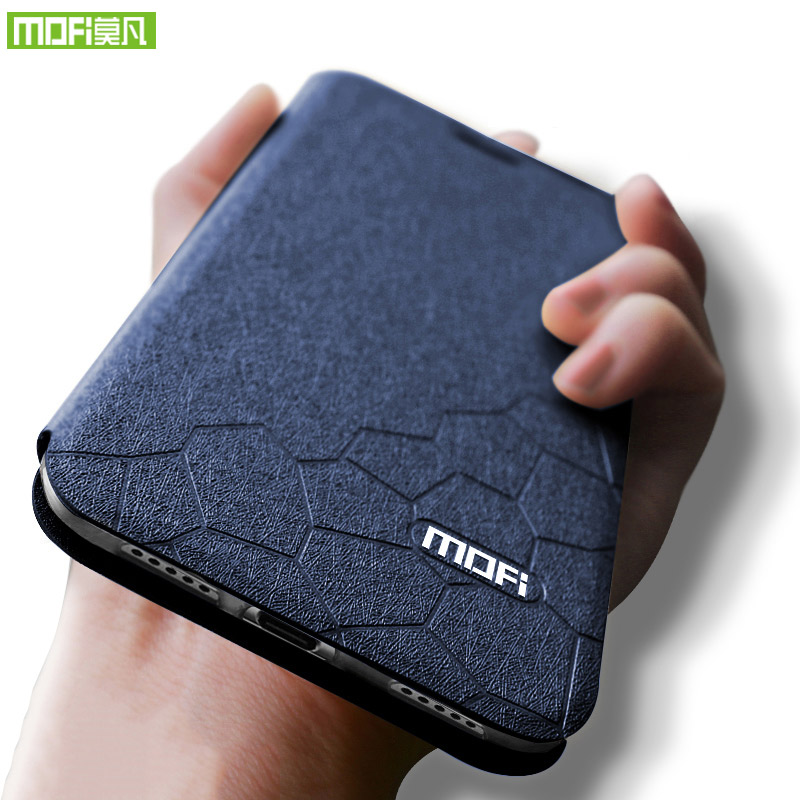 Mofi For Huawei p20 case flip leather for huawei p20pro case silicone cover p20 pro case p20 case stand holder luxury coque