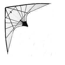 Professional Outdoor Fun Sports 1.8m Power Stunt Kite Entry-Level For Beginner Good Flying