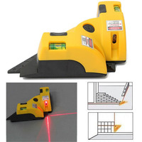 Hot Sale Vertical Horizontal Laser Line Projection Square Level Right Angle 90 Degree
