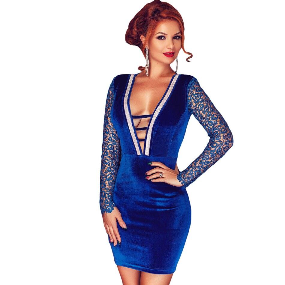 Pakistan lace bodycon dress royal blue make cheap