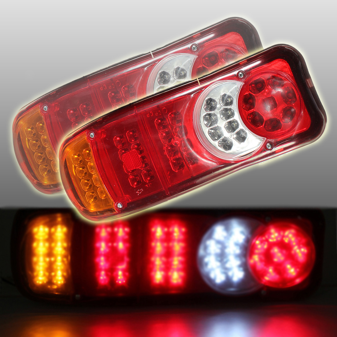 габаритные фонари для грузовиков в интернет магазине