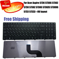 New Russian Keyboard for Acer Aspire 5740 5536 5536G 5738 5738g 5810 5810T 7735 7551 5336 5410 5252 5742G 5742Z 5738Z RU