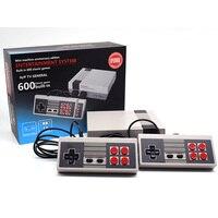 10 шт. Мини ТВ портативная игровая консольная видеоигра консоль для мини игры встроенный 600 различная игра головоломка обучающая машина