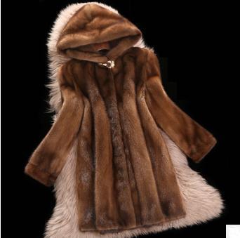 Faux Mink Fur 1