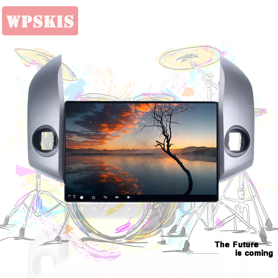 10 1 inch Android 9 0 car dvd for Toyota RAV4 2007 2008 2009 2010 2011