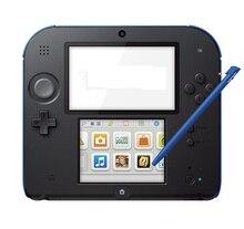Yeni plastik uçlu kalem ekran dokunmatik kalem Nintendo 2DS oyun konsolu için dokunmatik ekran Stylus kalem Nintendo 2DS