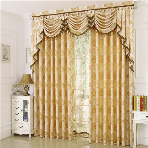Buy jacquard roman blinds fashion luxury for Household design curtain road