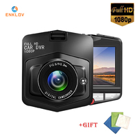 ENKLOV Mini Car Camera Full HD 1080P Dash Cam 170 Wide angle DVR English / Russian User Manual G sensor Night Vision Car DVR