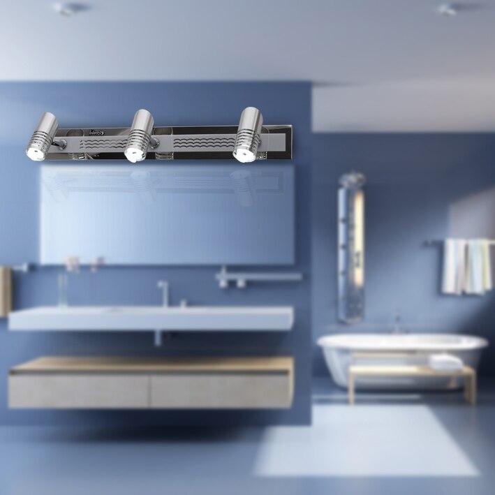 Modern Minimalist Bathroom Mirror Lights Led Wall Lighting Bedroom