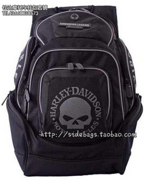 Influx of men travel backpack backpack sports motorcycle helmet ...