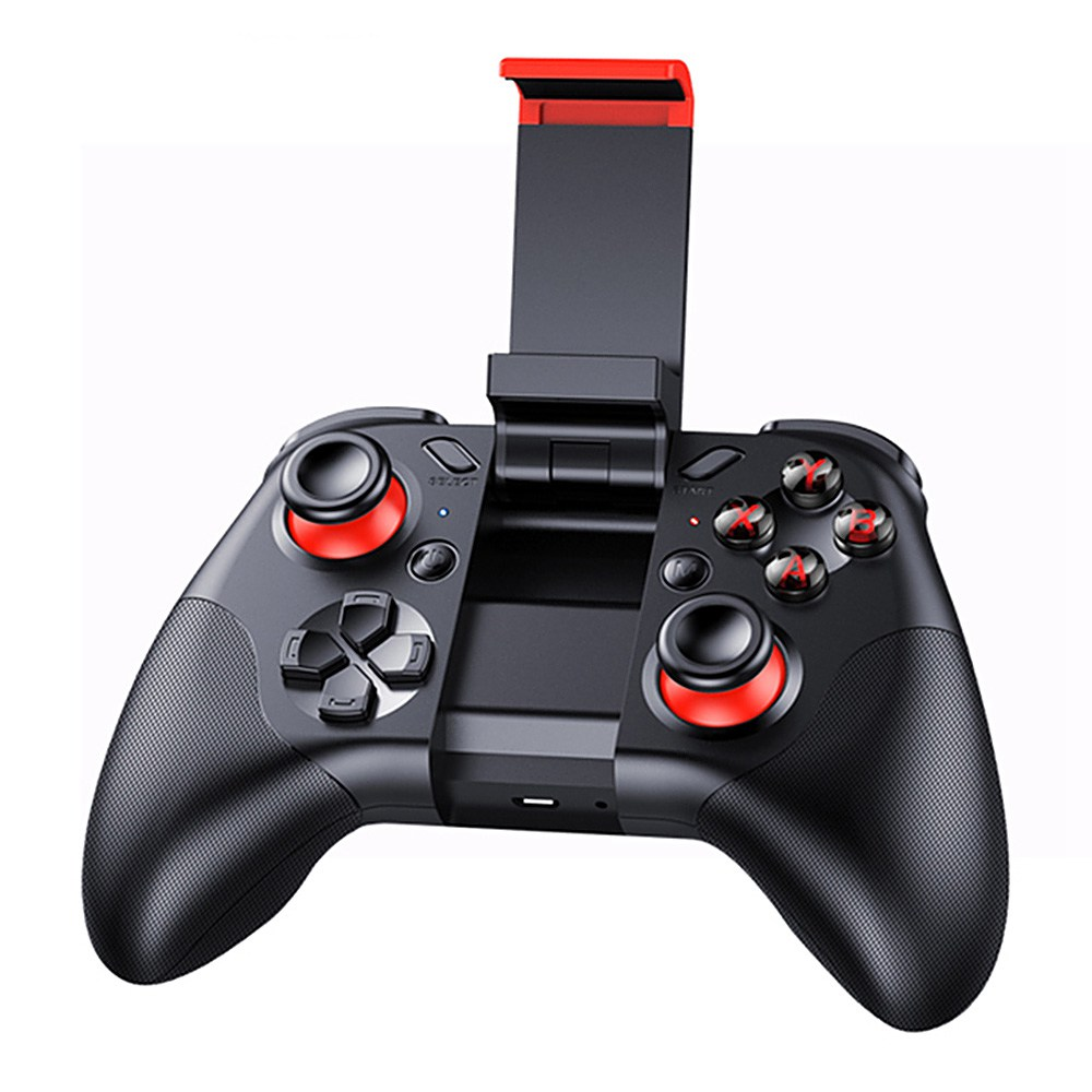 MOCUTE 054 Wireless Gamepad Bluetooth 3,0 Game Controller mit Halter Joystick für iOS Android Phone Tablet PC Laptop für VR