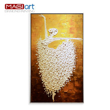 Diamond painting accessories,Diamond embroidery,5D DIY mosaic Diamant, picture of rhinestones,full round Ballet dancer ZMP019