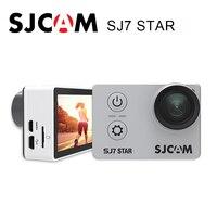 SJCAM SJ7 звезды спорта Действие Камера 4 К DV Ultra HD 2,0 Сенсорный экран 30 м Водонепроницаемый удаленного Ambarella A12S75 оригинальный SJ Cam