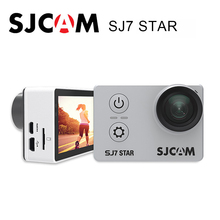 SJCAM SJ7 Star Sports Action Camera 4K DV Ultra HD 2.0″ Touch Screen 30m Waterproof Remote Ambarella A12S75 Original SJ Cam