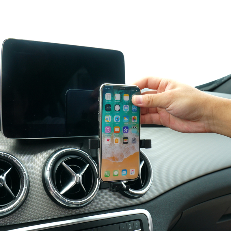 Phone Holder for Ford F150 2015-2018 Car Mount Cellphone Mount Car Accessories
