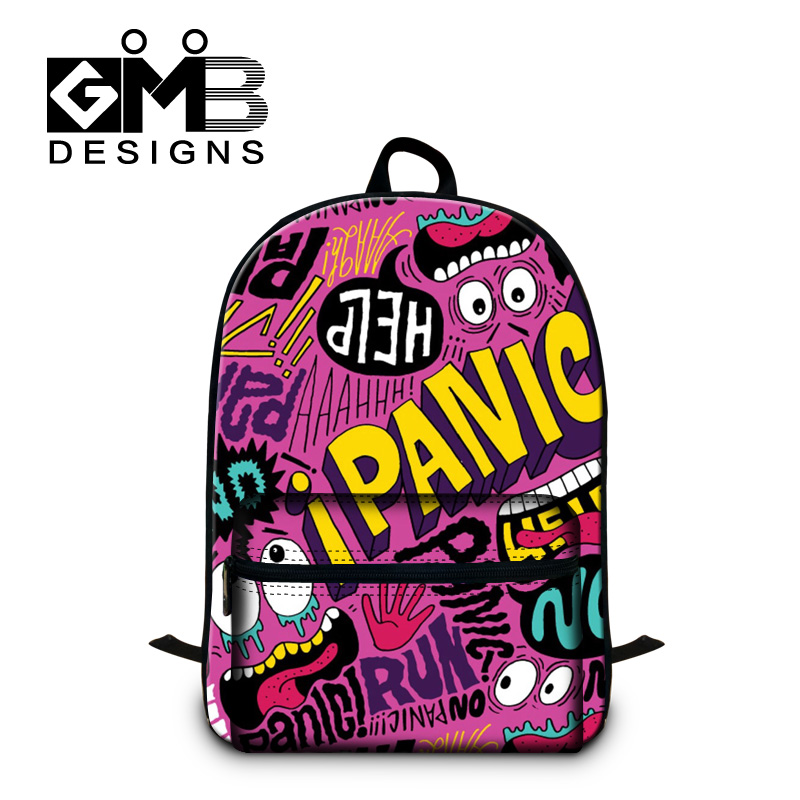 hot christmas gifts girls lovely double shoulders backpack cool ...