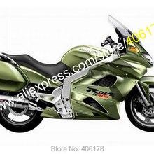 Популярные послепродажного обтекатель для обтекатель ST1300 02 03 04 05 06 07 08 STX1300 02-08 2002-2008 ABS комплект обтекателей