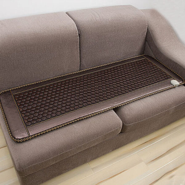 Free Shipping Germanite Pad Heating Mattress Sofa Cushion Thermal Brown Six corner Ocher Mat 0.5*1.5m 220V