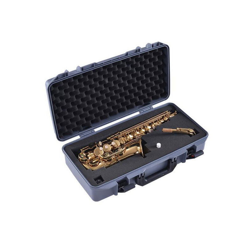 605mm long size hard PP plastic crushproof hardcase for Musical Instruments