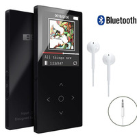 BENJIE K9 Original Brand MP3 Music Player 8GB Metal 1 8 Screen Play 60h Lossless Sound