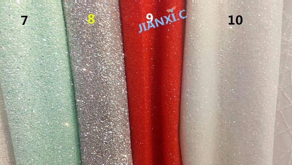 CiCi 121691 auf verkauf stickerei spitze für abendkleid spezielle hand druck geklebt glitter spitze stoff-in Stoff aus Heim und Garten bei  Gruppe 1