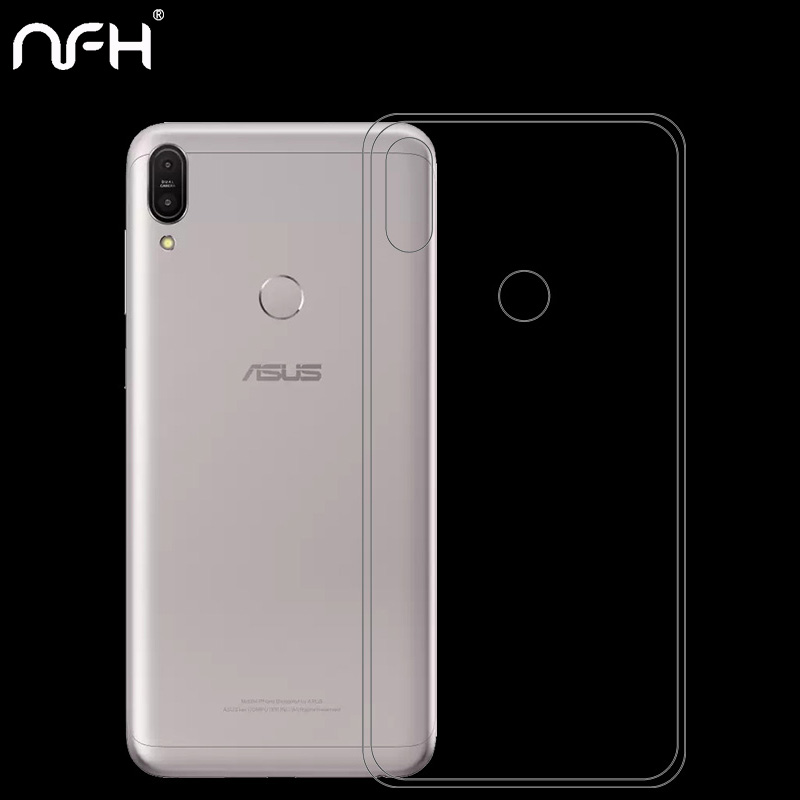 Zenfone Max Pro (M2) ZB631KL Case Soft Silicone Back Cover Phone Case Asus Zenfone Max Pro M2 ZB631KL ZB633KL ZB 631KL ZB 633KL