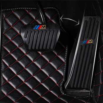 Yuzhe Auto Car Floor Foot Mat For Hyundai Solaris Santa Fe Creta Tucson 2017 Elantra Tucson 2006 Accent Car Accessories Styling