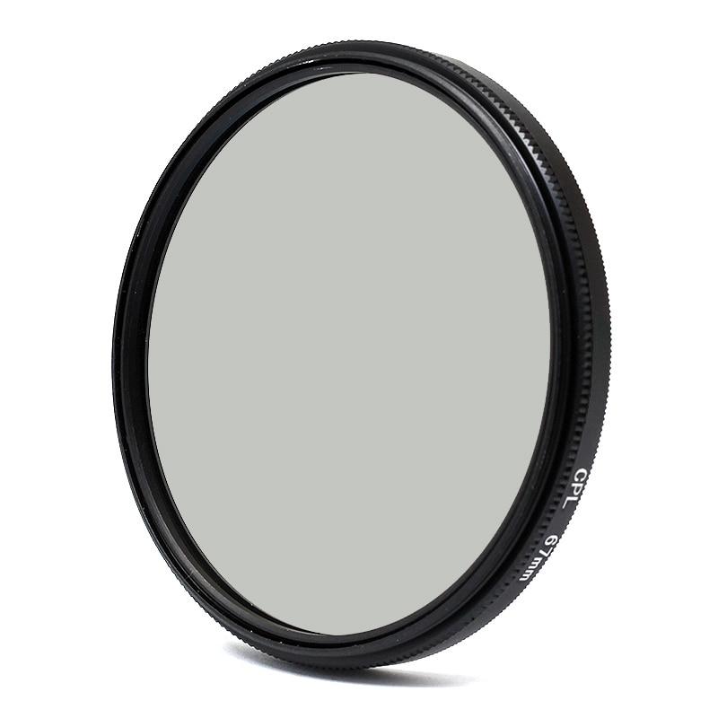CPL Filter 37 43 46 40.5 49 52 55 58 62mm 67mm 72mm 77mm 82 Circular Polarizer Polarizing Filter for Canon Nikon Sony Fujifilm 3