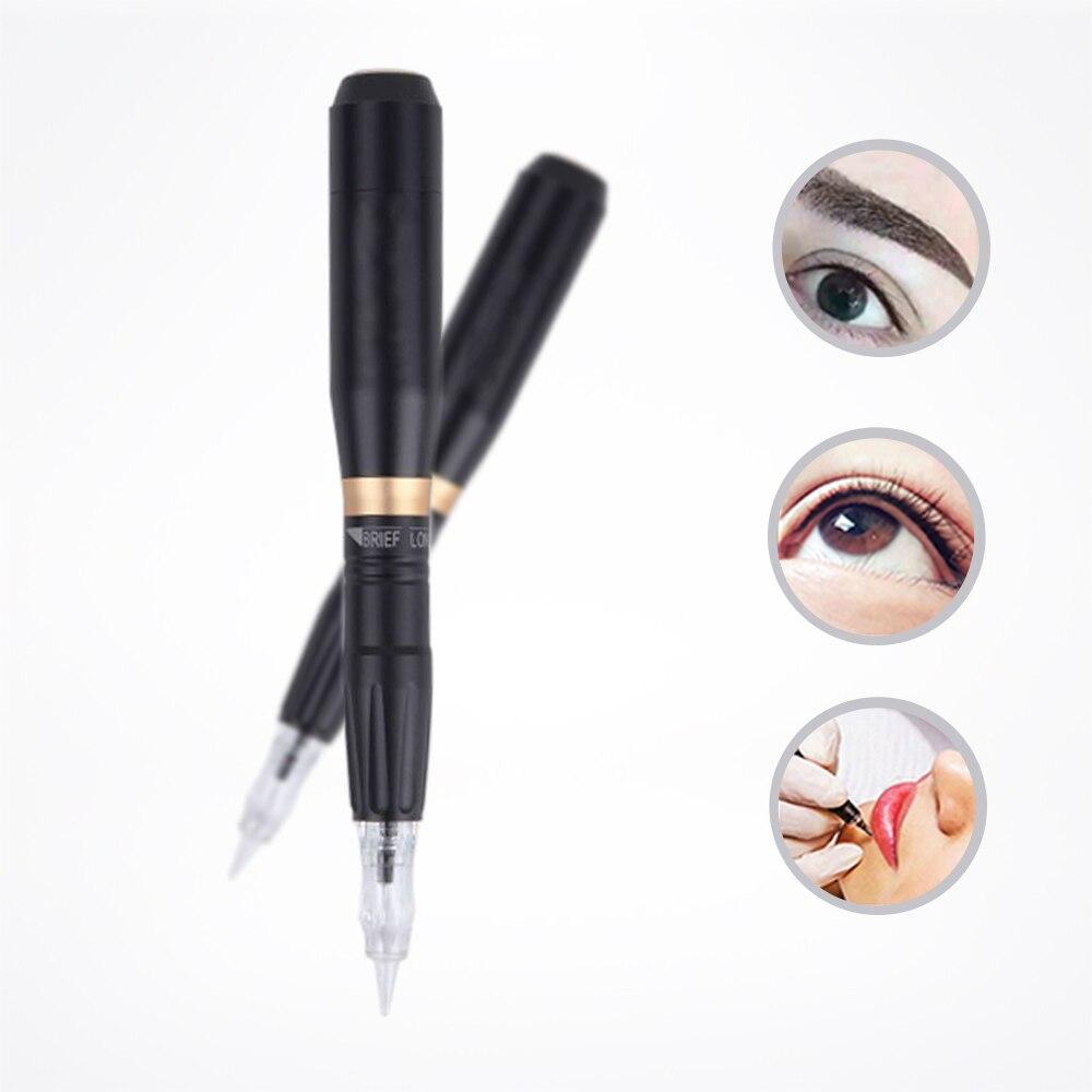 Biomaser татуаж машина Профессиональный распылитель для макияжа ручка для тату Перманентный макияж для бровей и губ ручки контура татуировки
