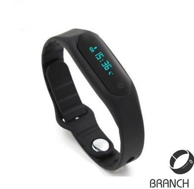 2016 New Smartband font b Smart b font bracelet Wristband Fitness tracker Bluetooth 4 0 fit