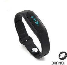 2016 New Smartband Smart bracelet Wristband Fitness tracker Bluetooth 4.0 fit bit flex Watch for ios android better than mi band