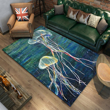 Nordic Personality Trend Carpets for living room bedroom area rugs Bedside blanket Rectangle Creative abstract oil paint Carpet
