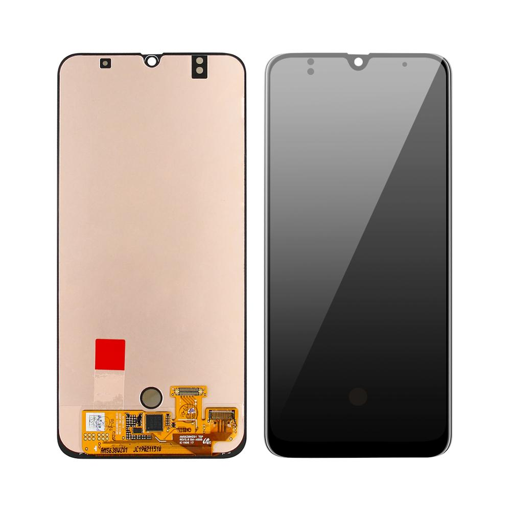 AAA LCD Display For Samsung Galaxy A50 A505 SM-A505F A505DS A505F A505A LCD Display Touch Screen Digitizer Assembly + Frame