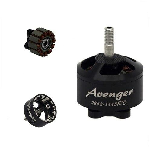 BrotherHobby Avenger 2812 900KV/1115KV 5 6S Brushless Motor for RC Drone FPV Racing