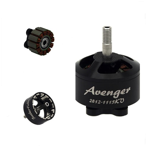 BrotherHobby Avenger 2812 900KV/1115KV 5 6S Brushless Motor for RC Drone FPV Racing