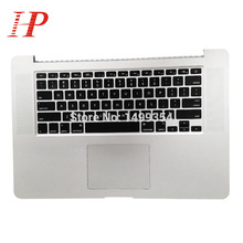 """Original 2012 Early 2013 Year For Apple Macbook Pro 15"""" Retina A1398 Palm Rest Topcase With Keyboard And Touchpad US/UK Version"""