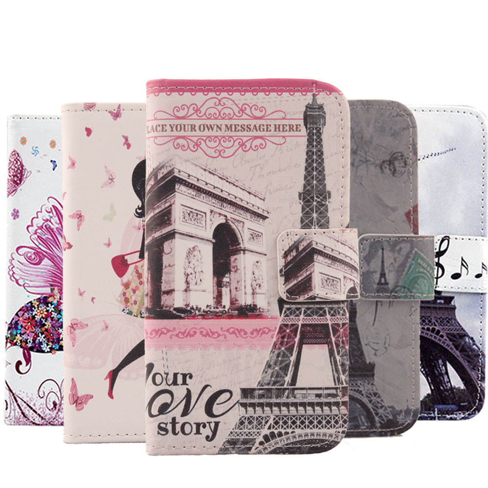 AiLiShi Hot Sale Fashion PU Cartoon Leather Case For ZOPO HERO 2 Patterns Book Flip Protective Painted Cover Skin In Stock