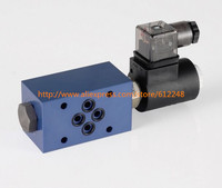 Hydraulic solenoid valve electric check valve SV2068