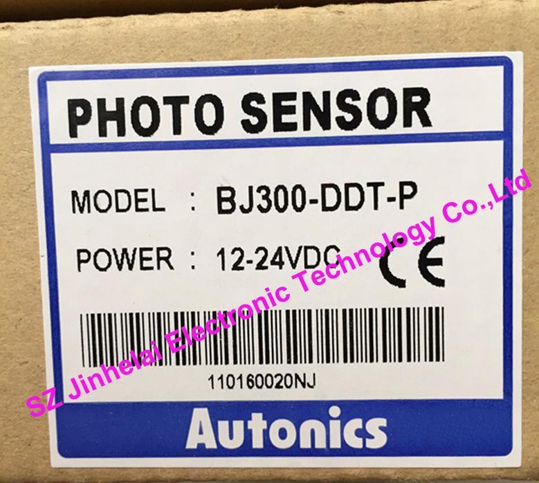 100% Authentic original BJ300-DDT-P AUTONICS PHOTOELECTRIC SWITCH new and original bj300 ddt bj300 ddt p autonics photo sensor dc12 24v