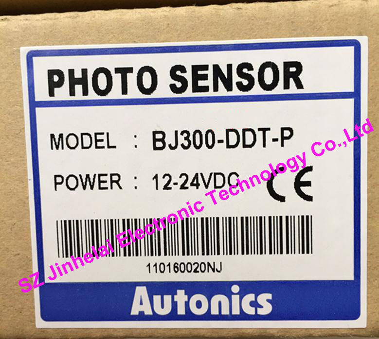100% New and original  BJ300-DDT-P   AUTONICS new and original bj300 ddt bj300 ddt p autonics photo sensor dc12 24v