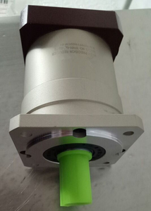 Image 4 - 80 סד כפול לדרבן הילוך פלנטריים תיבת הילוכים מפחית 6 arcmin 3:1 10:1 עבור 750 w AC סרוו מנוע קלט פיר 19mm