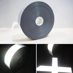 3 м безопасности отражающая теплопроводная поливинилхлоридная плёнка DIY Серебристый Стальной на светоотражающая лента для Костюмы